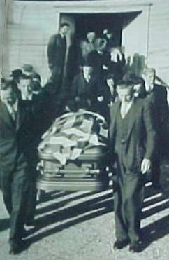 Jefferson Davis Funeral