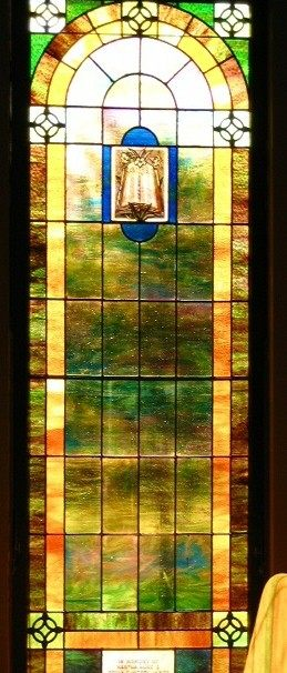 murray county museum stained glass