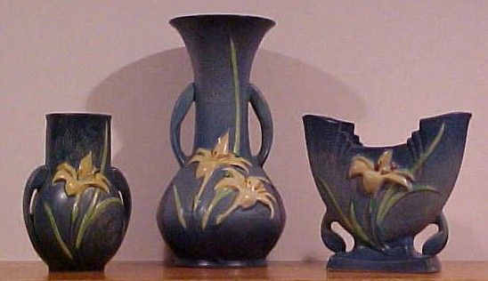 Murray County Museum Roseville Pottery